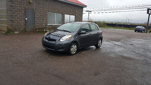 2009 Toyota Yaris Hatchback-LOW KMS
