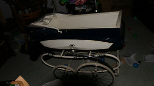 antique Baby Stroller from the 40-50