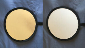 Lastolite Portable Photography Lighting Reflector 50 cm