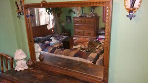 Set de chambre bois massif