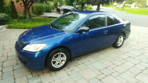 Honda Civic 2004 (Special Edition)