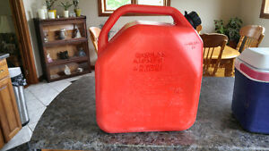 25 L. Gas Container