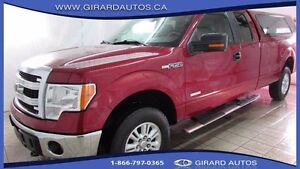Ford F-150 4WD SuperCab 163'' 2013