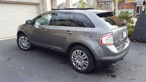 ** Reduced price 2010 Ford Edge Limited AWD + Winter Tires ** Kitchener / Waterloo Kitchener Area image 4