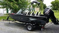 New!! 2013 Legend 16 Extreme 75hp only 6 hours $5000 in upgrade