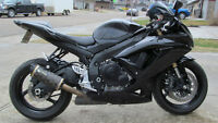 2010 gsxr 600 Clean and well maintained