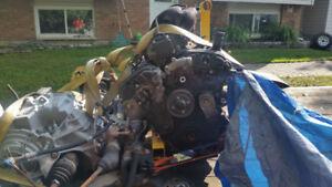 2008 gmc acadia motor for core or rebuild