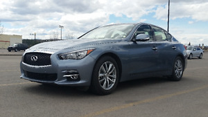 2015 Infiniti Q50 Lease Takeover