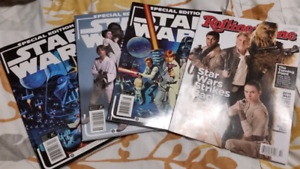 RARE star wars Special Edition Magazine Lot Near Mint 2013-2015