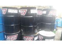 205 Litres / 45 Gallon Steel Oil Drums