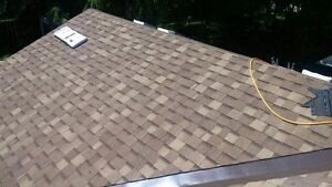 CALL US FOR YOUR NEW ROOF SHINGLES!! Roofing Kingston Kingston Area image 1