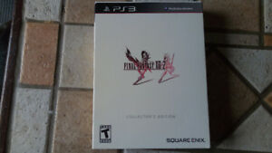 Final Fantasy XIII-2 Collectors Edition