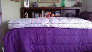 Feather Bed Mattress Topper - NW Calgary