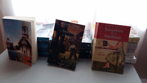 L'Ombre du clocher  Michel David(4 volumes)et autres collections