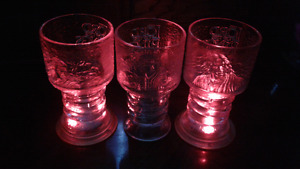 Lord of the Rings light up glasses 2001