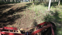 Land Clearing and Tilling