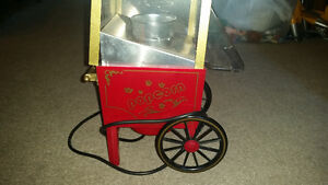 Old style popcorn cart working great only 10$...........