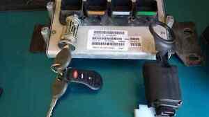 Jeep liberty 2004 automatiques. .pièces