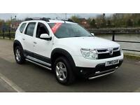 2013 Dacia Duster 1.5 dCi 110 Laureate 4X4 Manual Diesel 4x4