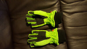 Winter gloves junior size small