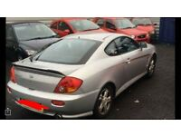 Hyundai coupe 1.6 sale or swap