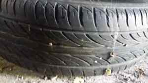 14' all season tires on rims  Kawartha Lakes Peterborough Area image 8