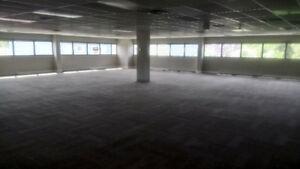 5000 Sq ft 3rd flr Office Space on Main Street