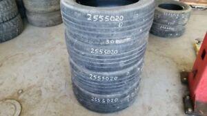 Set of 4 Hankook Optimo H426 255/50R20 tires (50% tread life)