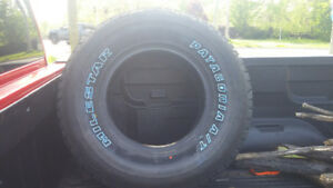 NEW 16 INCH 265 MILESTAR OFFROAD TIRE