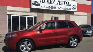 2008 Acura RDX AWD 4dr. low kms . super clean