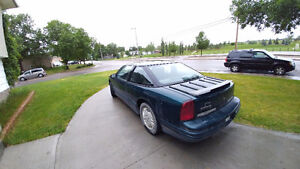 1989 Oldsmobile Intrigue Coupe (2 door)