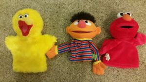 Sesame street puppets 2of2