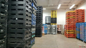 BULK BOXES, WIRE BINS, TOTES, STEEL CONTAINERS, HOPPERS, RACKS