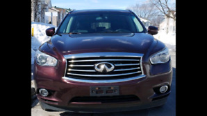 Infiniti JX 35 full loaded