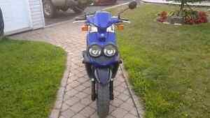 Yamaha bws 2009 1800$ nego