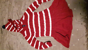 Christmas dress 4T