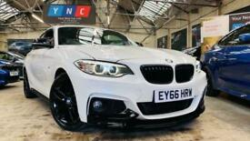 image for 2016 BMW 2 Series 2.0 218d M Sport Auto (s/s) 2dr Coupe Diesel Automatic