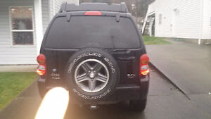 2004 Jeep Liberty Renegade 3.7L 4x4 SUV, Crossover Campbell River Comox Valley Area image 4