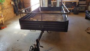 Utility/tilt trailer $1400 obo