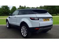 2016 Land Rover Range Rover Evoque 2.0 TD4 SE Tech 3dr Automatic Diesel Coupe