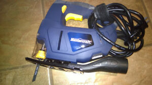 Mastercraft Jig Saw