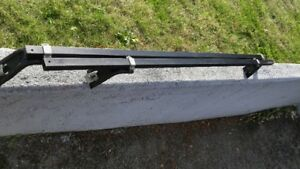 SET OF NEAR NEW CUSTOM MADE ADJUSTABLE ROOF RACKS UP TO 68""