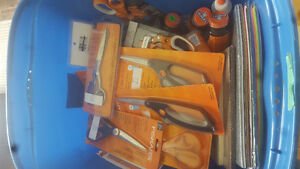 Craft supply lot all new 500+ pieces