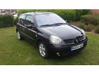 Renault Clio 1.2 16v Dynamique Low Mileage PX Swap Anything considered