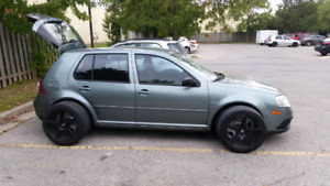 2009 Volkswagon golf r clone..5800.00 cert / etested