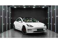 2020 Tesla Model 3 Performance, Panoramic Roof, 20 inch Alloys Auto Saloon Elect
