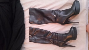 Nine West boots, never worn, size 5 1/2