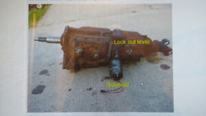 1965-72 Ford truck 3 speed overdrive transmission Wanted