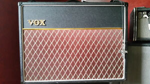 Vox ac30c2 with vox foot switch