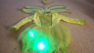 Light Up Tinkerbell Halloween Costume for Toddlers